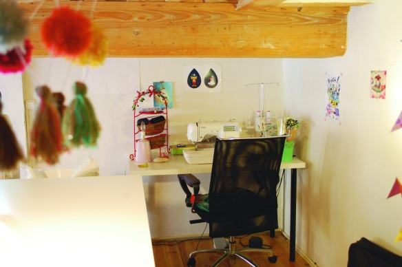 Presse atelier Mandinka