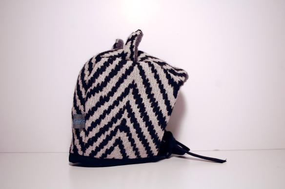 bonnet zebre A