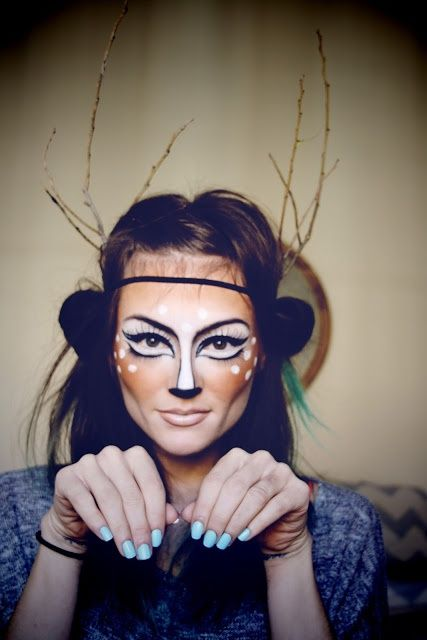 make up Bambi