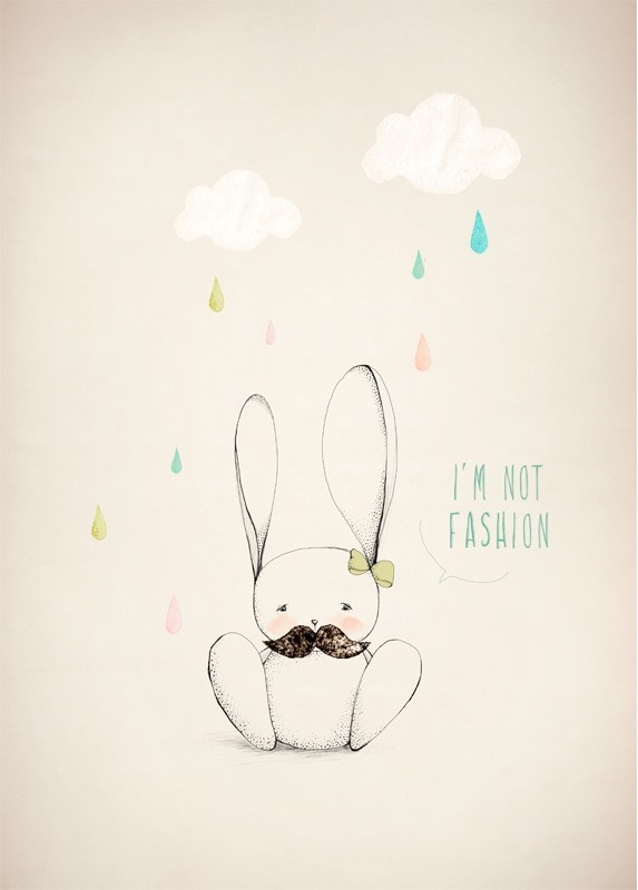 I'm Not Fashion par Caron Aline