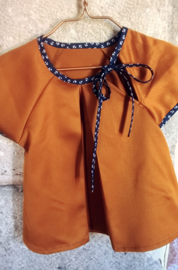blouse MOTYL 2