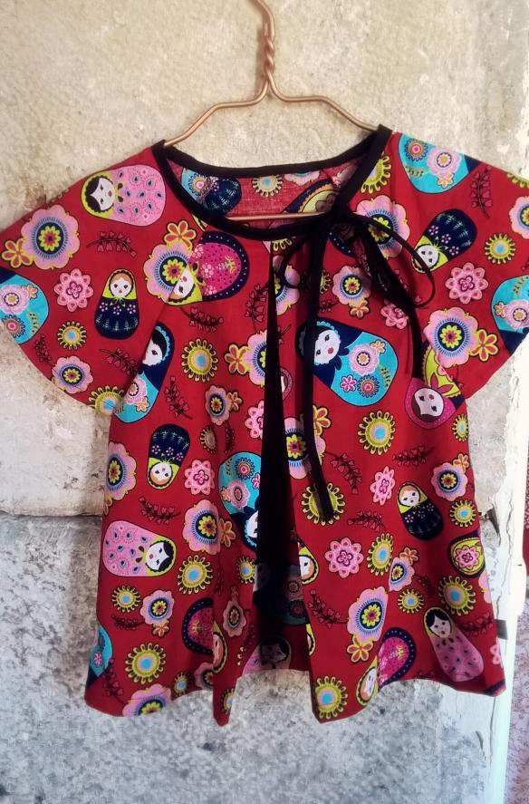 blouse MOTYL 4